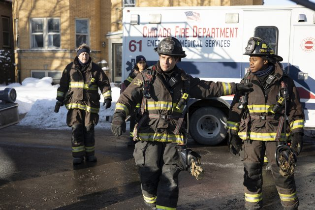 'Chicago Fire': You Might See a Lot More of Grainger