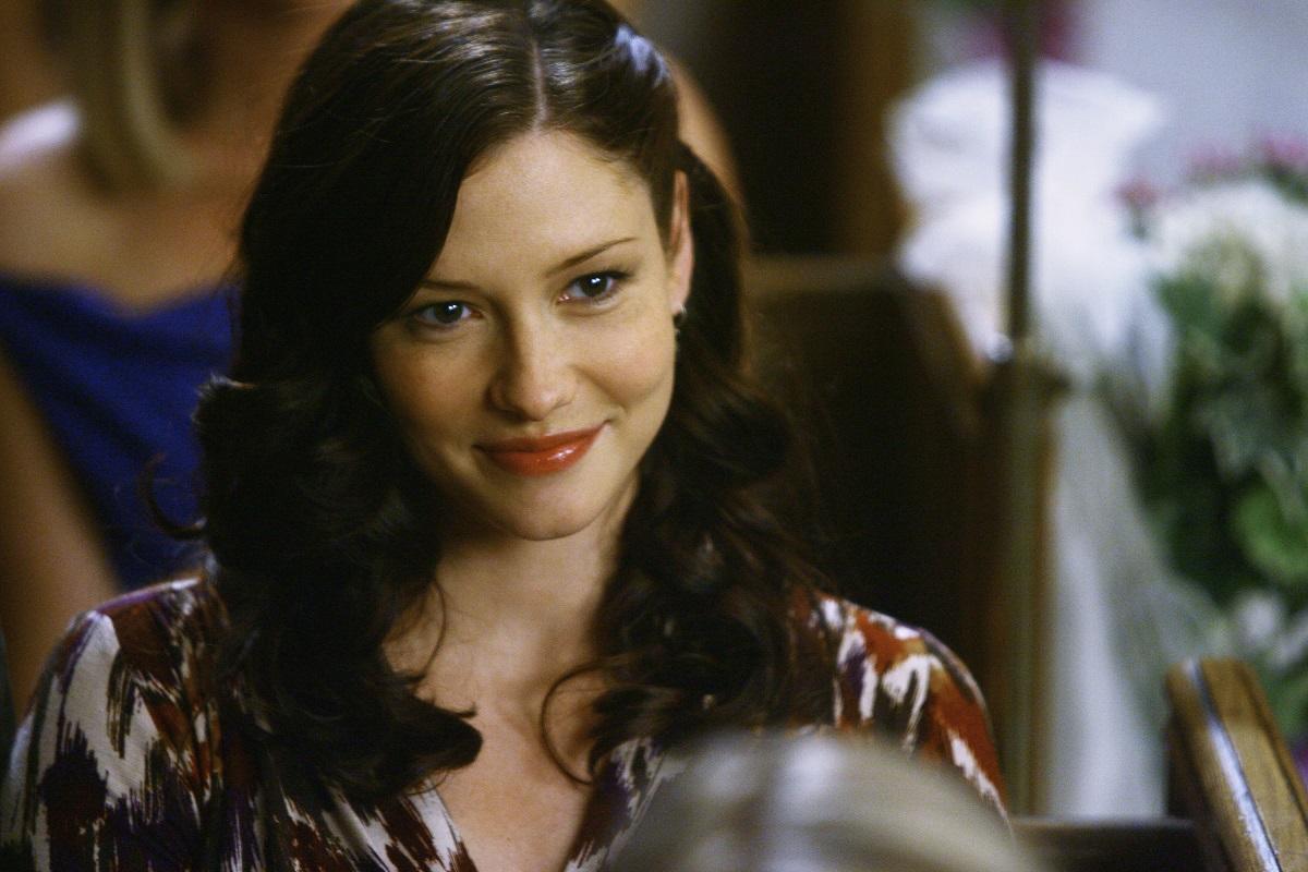 Chyler Leigh as Lexie Grey in 'Grey's Anatomy'