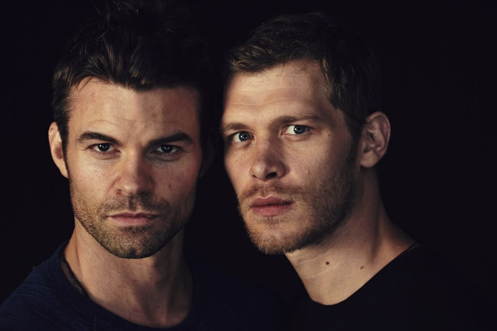 Daniel Gillies and Joseph Morgan of 'The Originals'