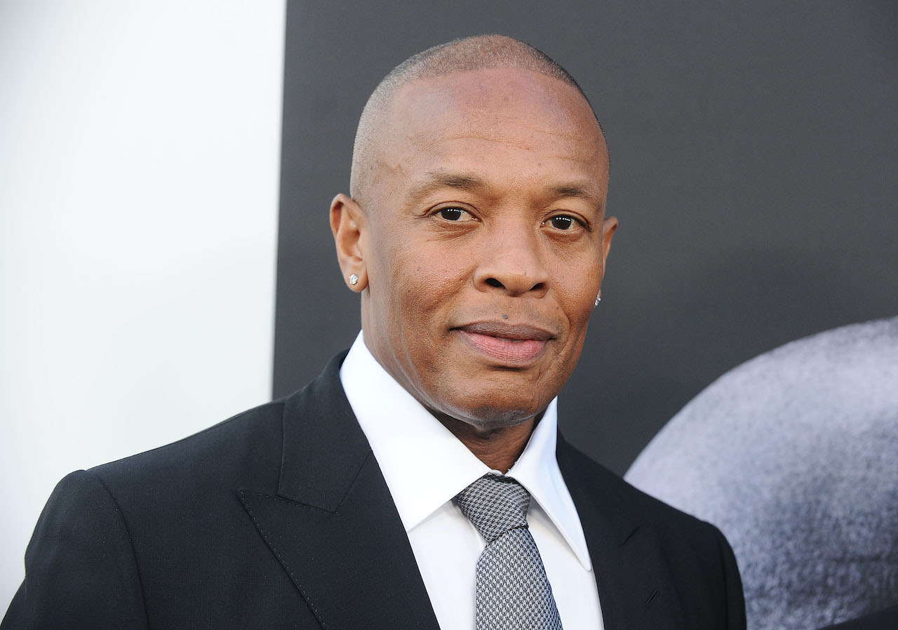 """Dr. Dre attends the premiere of """"The Defiant Ones"""" at Paramount Theatre"""