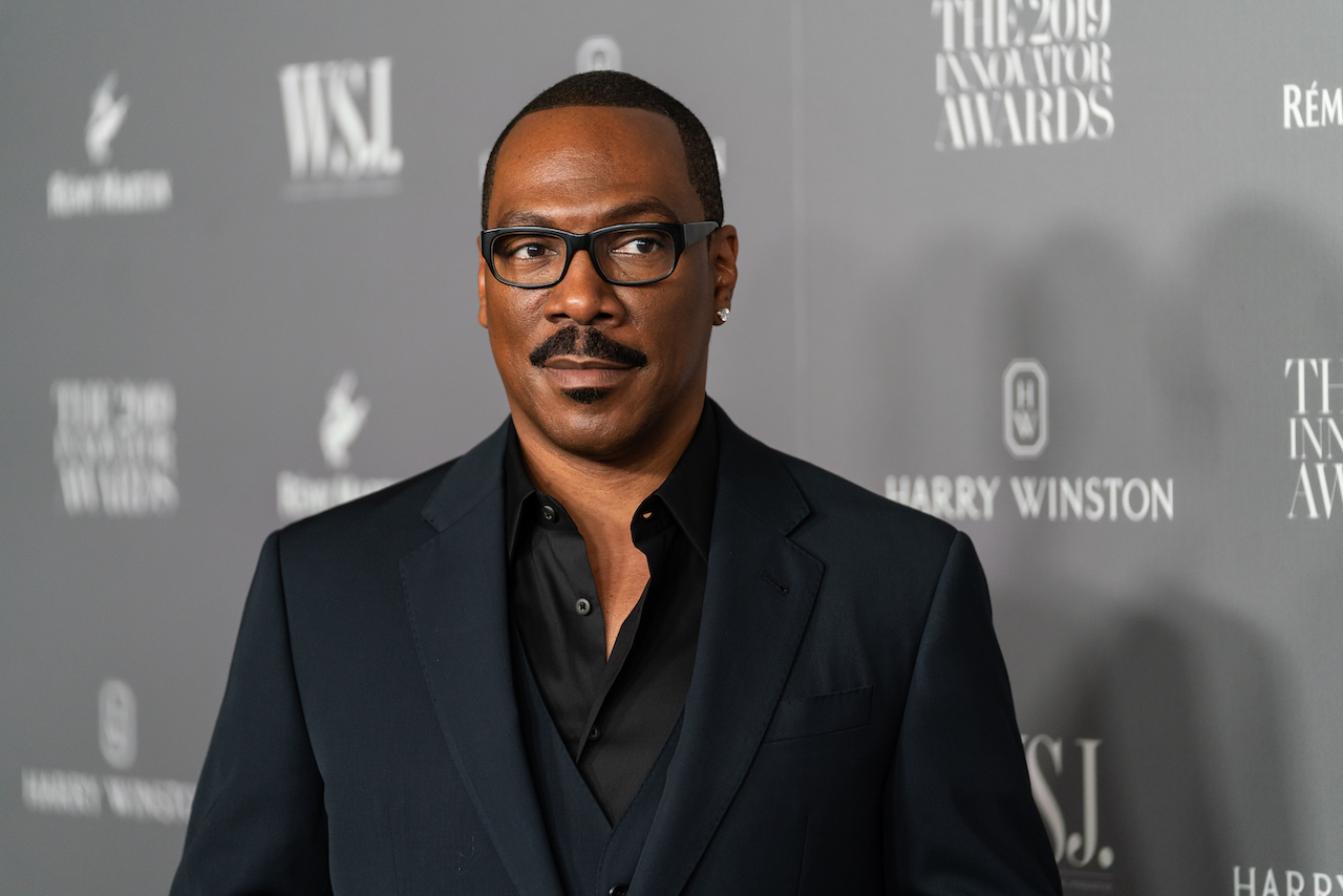 Eddie Murphy attends the WSJ Mag 2019 Innovator Awards at The Museum of Modern Art