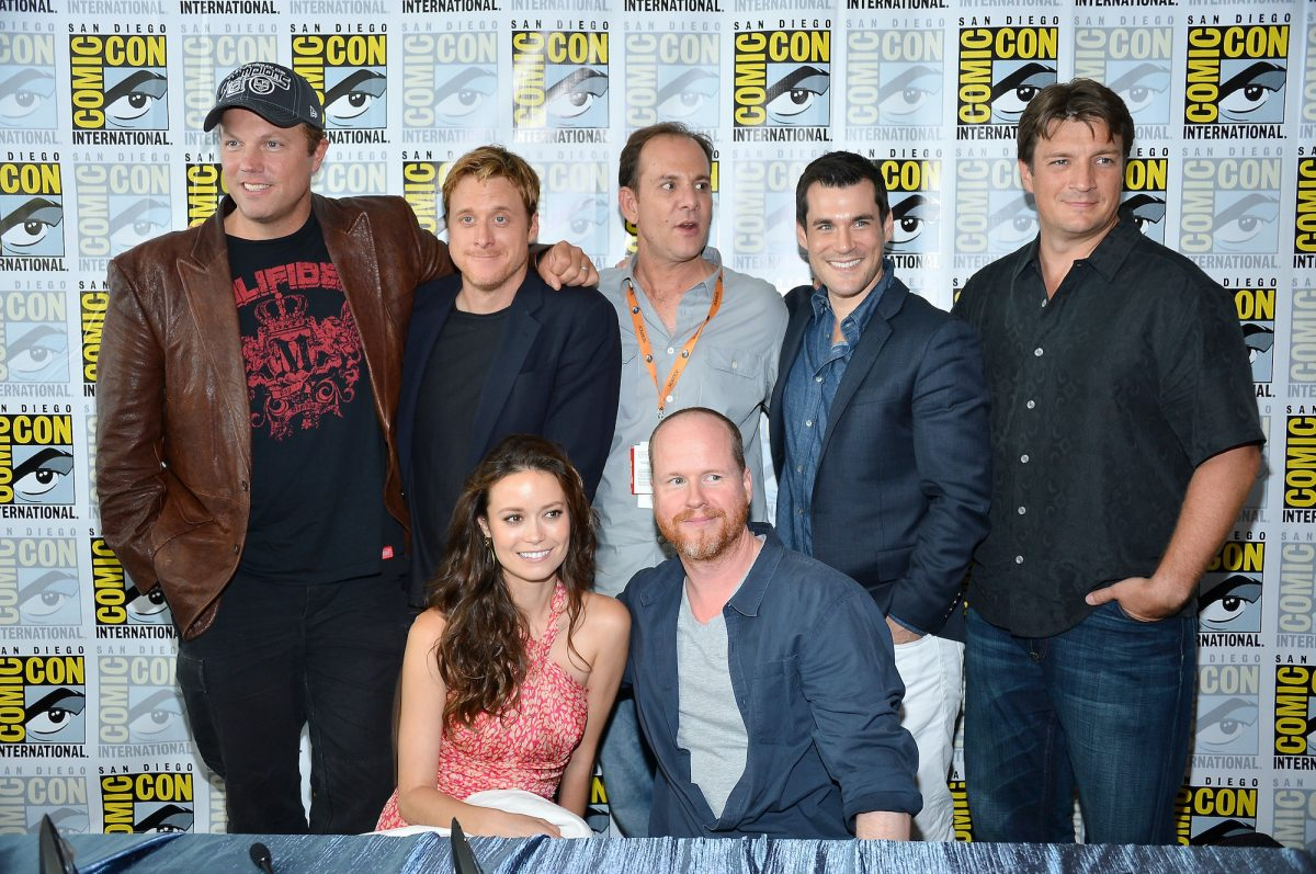 The Cast of 'Firefly'