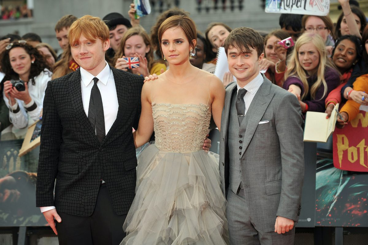 Has Emma Watson Ever Dated Any of Her 'Harry Potter' Co Stars