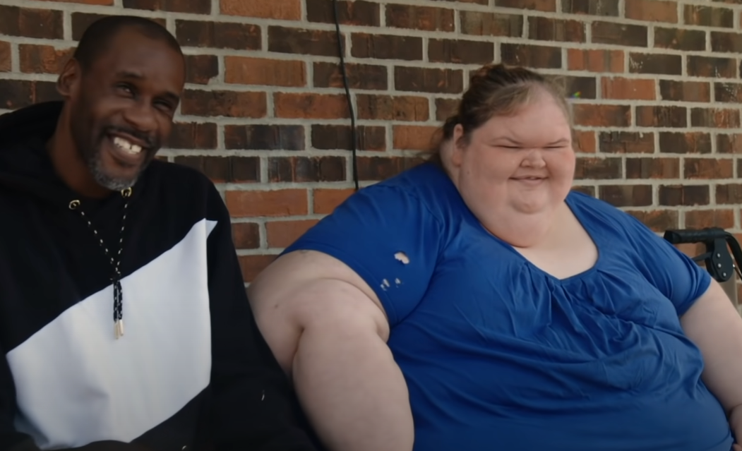 Jerry Sykes and Tammy Slaton on 1000-Lb Sisters
