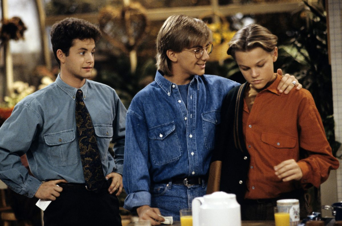 Mike (Kirk Cameron) and Ben (Jeremy Miller)
