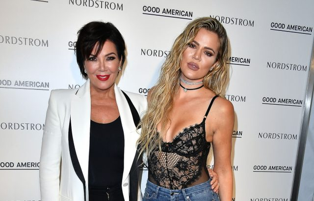 Khloé Kardashian Says She Once Stole Kris Jenner's Car and It Caught On Fire