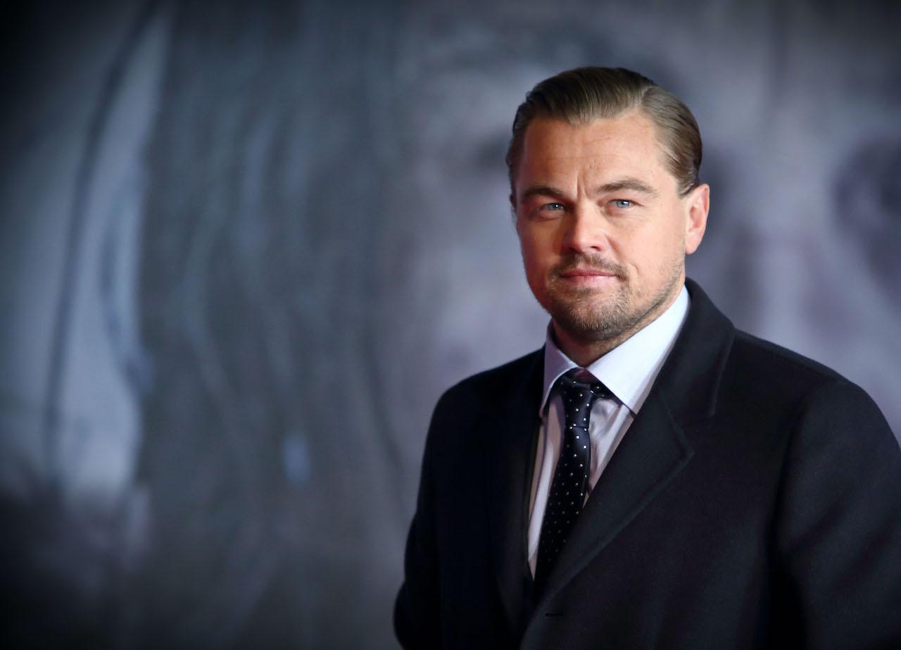 "Leonardo DiCaprio attends UK Premiere of ""The Revenant"" at Empire Leicester Square"