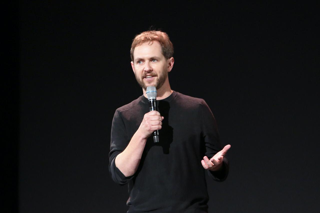 Matt Shakman, director of 'WandaVision', at the Disney+ Showcase at Disney's D23 EXPO 2019