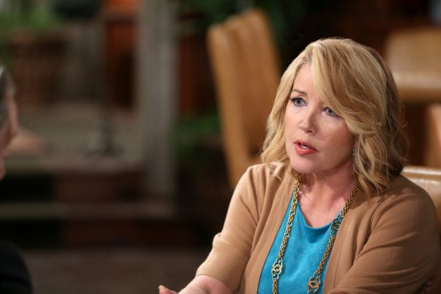 'The Young and the Restless': Why Melody Thomas Scott Went Public as a Survivor of Sexual Abuse