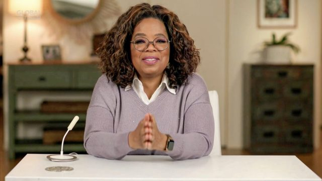 It's Hard Not to Read Oprah's First Tweet as If She's Yelling At You From Across the Room