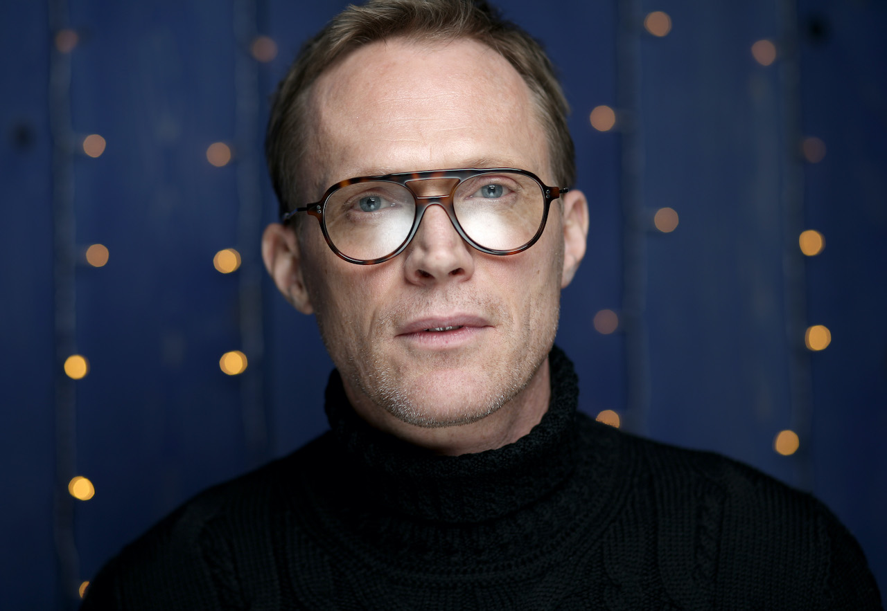 Paul Bettany of 'Uncle Frank' attends the IMDb Studio at Acura Festival Village