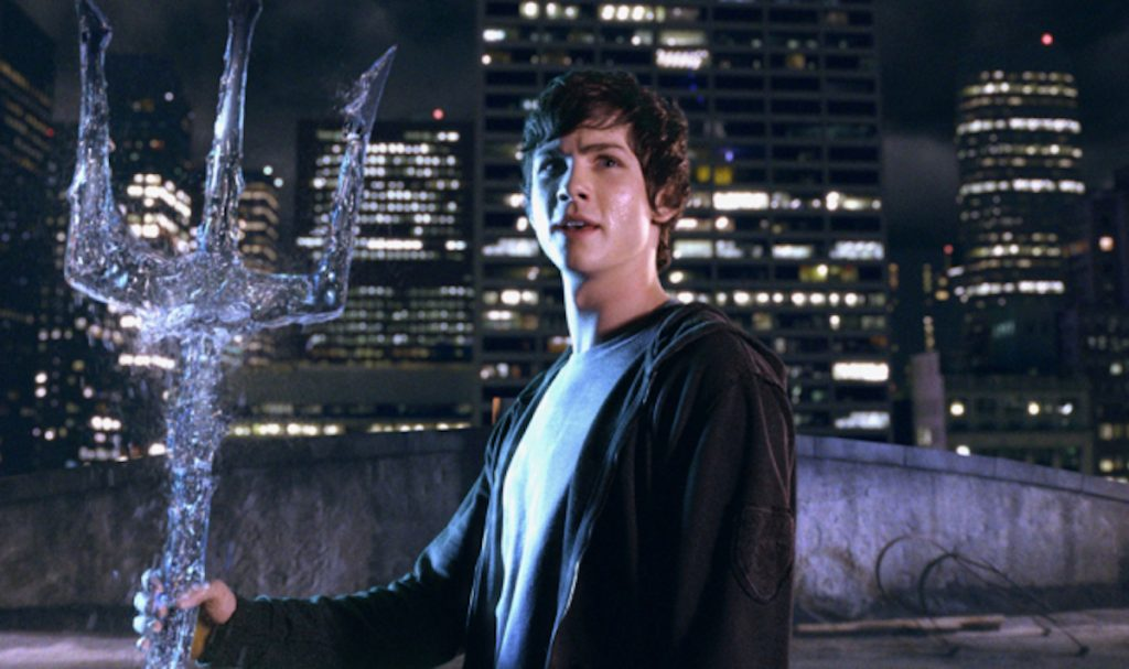 Logan Lerman in 'Percy Jackson & the Olympians: The Lightning Thief' (2010) | YouTube