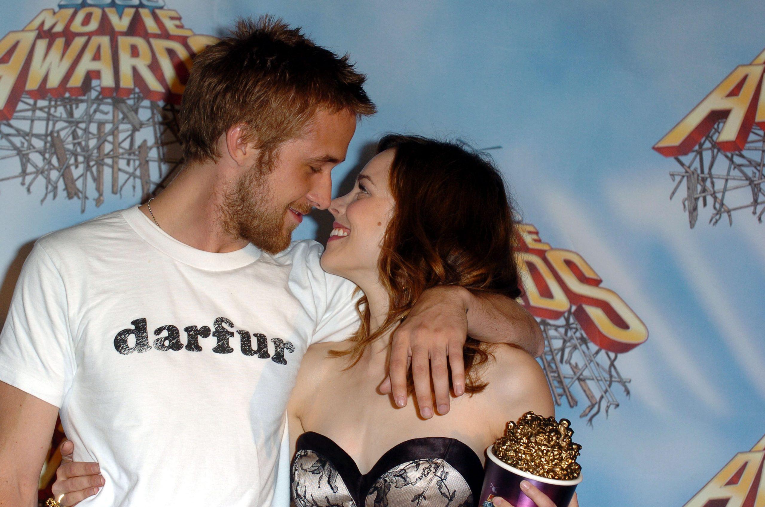 Gosling mcadams rachel ryan dated Ryan Gosling