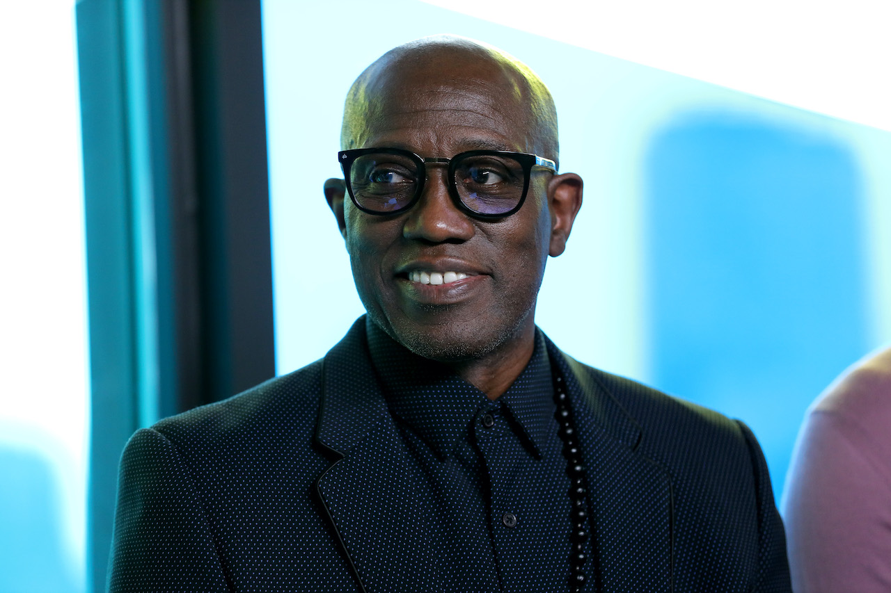 Wesley Snipes attends The IMDb Studio Presented By Intuit QuickBooks in Toronto