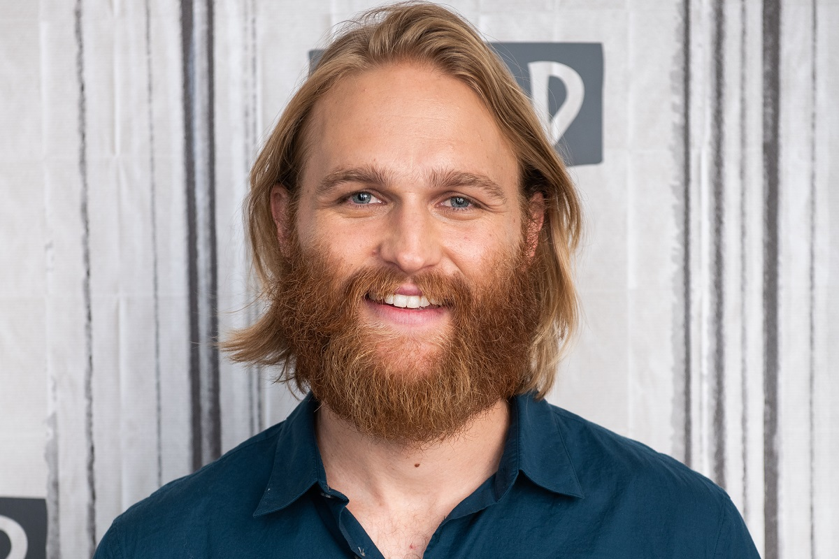 Wyatt Russell smiling