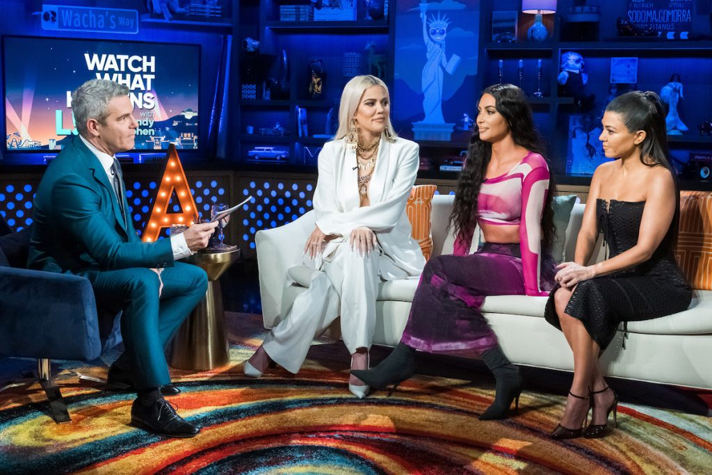 Andy Cohen and The Kardashians