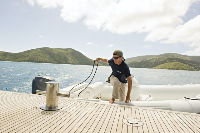 'Below Deck': Eddie Lucas Reveals Why St. Barths Is His Top Vacation Spot