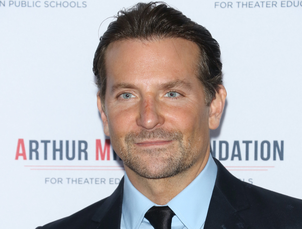 Bradley Cooper attends the 2019 Arthur Miller Foundation Honors event in New York City