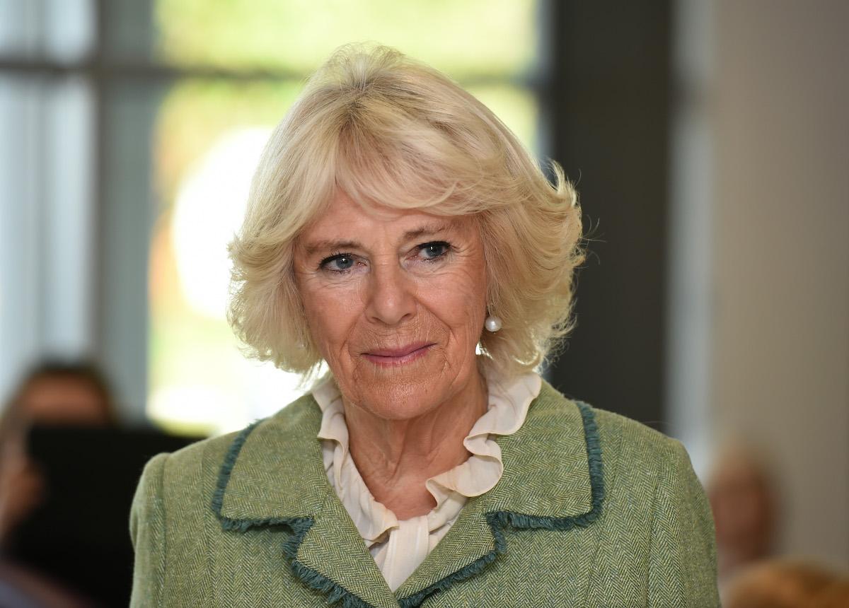 Camilla, Duchess of Cornwall opens Royal National Hospital for Rheumatic Diseases