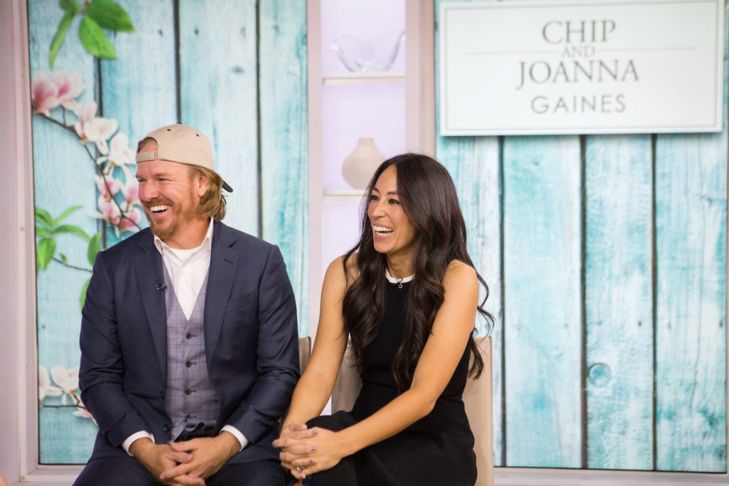 'Fixer Upper' stars Chip and Joanna Gaines