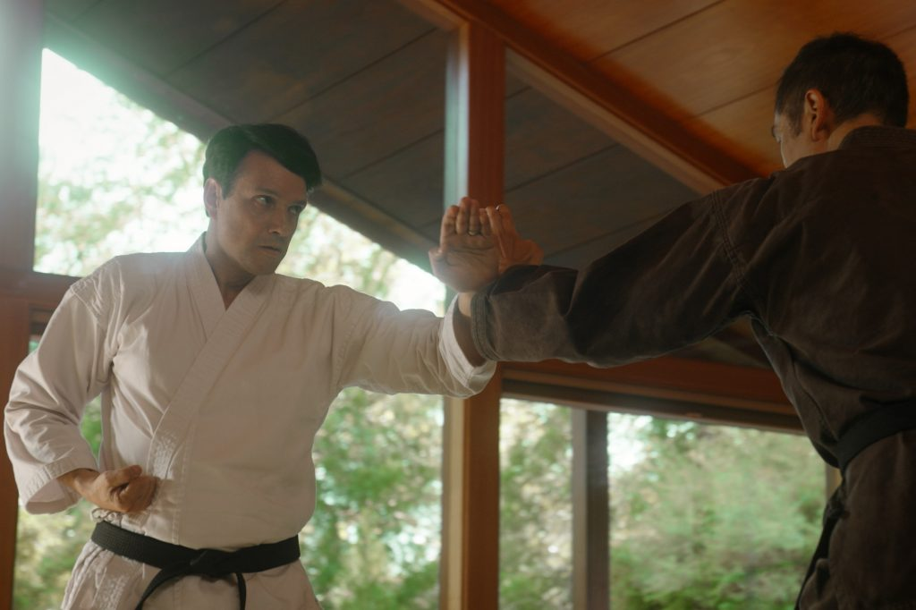 Cobra Kai: Daniel spars with Chozen in Okinawa