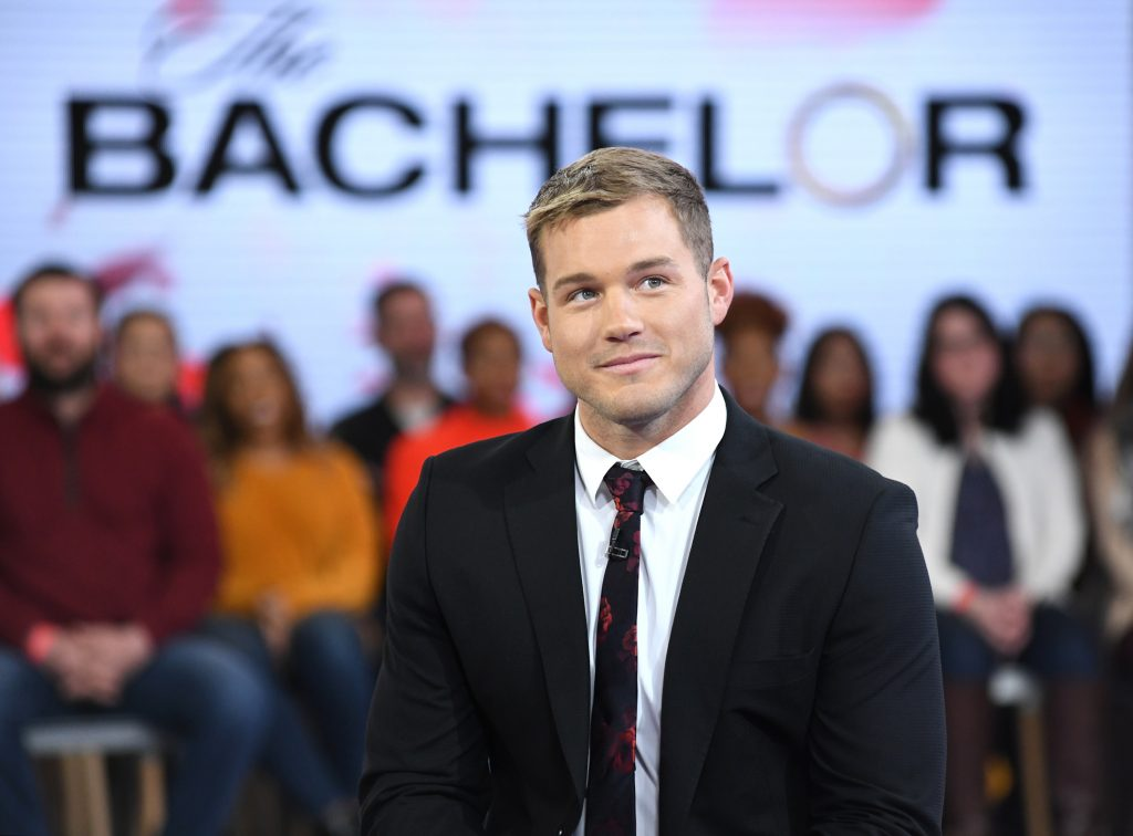 The Bachelor Colton Underwood came out as gay on Good Morning America