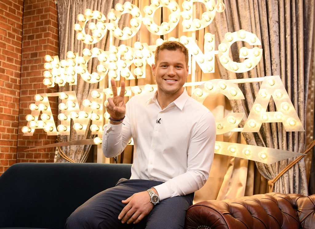Colton Underwood to star in new Netflix series