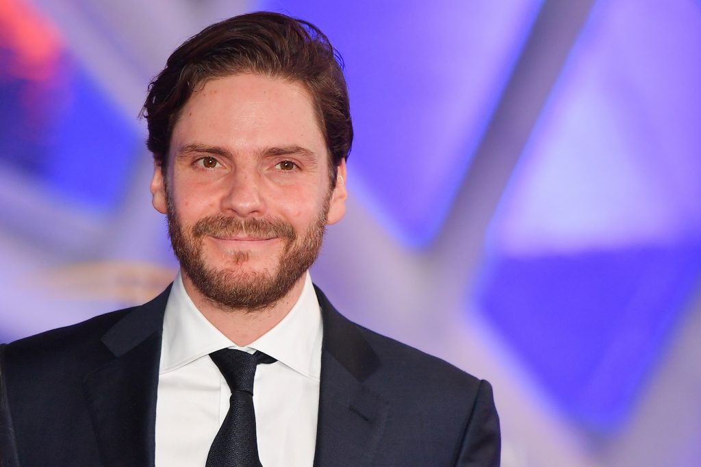 Daniel Brühl at the Tribute To Jillali Ferhati during the 17th Marrakech International Film Festival in 2018
