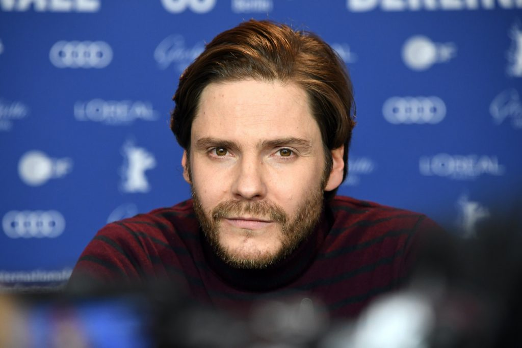 Daniel Brühl of The Falcon and the Winter Soldier