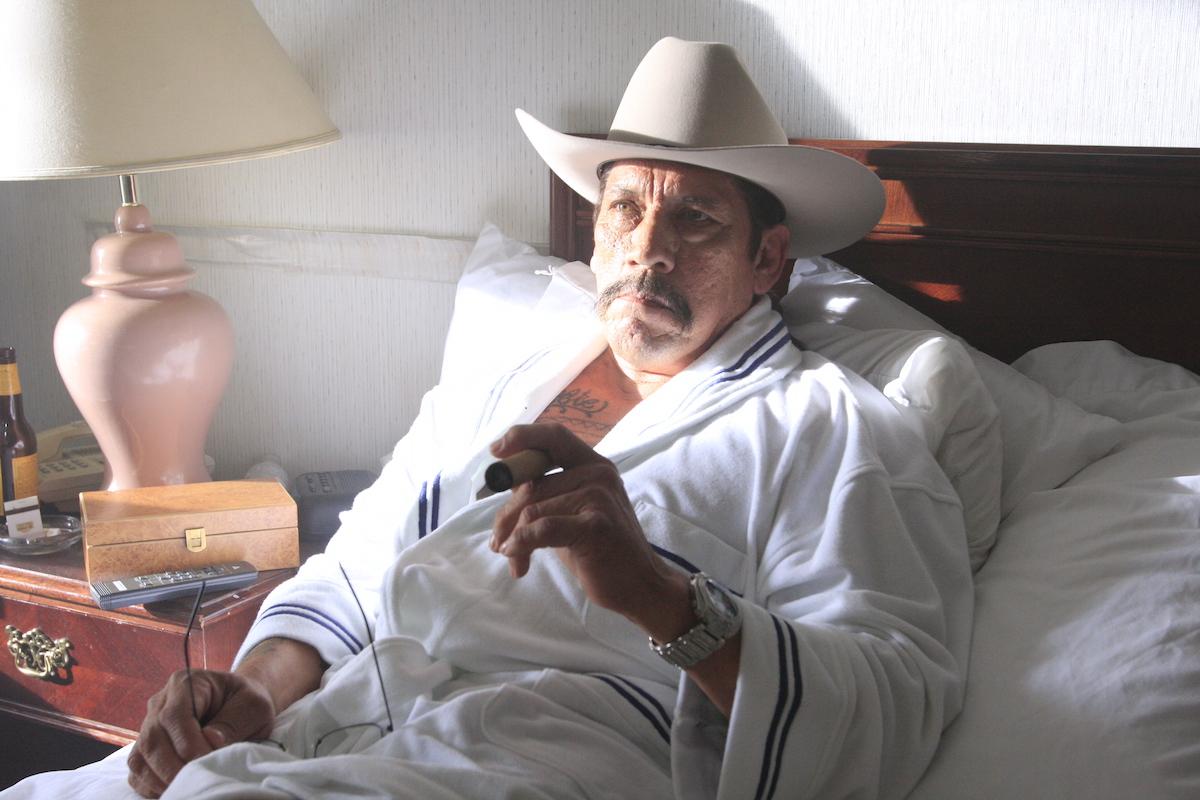 Danny Trejo appears in 'Breaking Bad'
