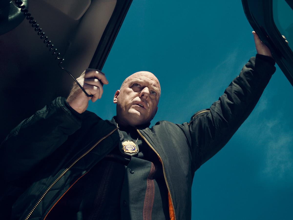Dean Norris appears as Hank Schrader in Breaking Bad