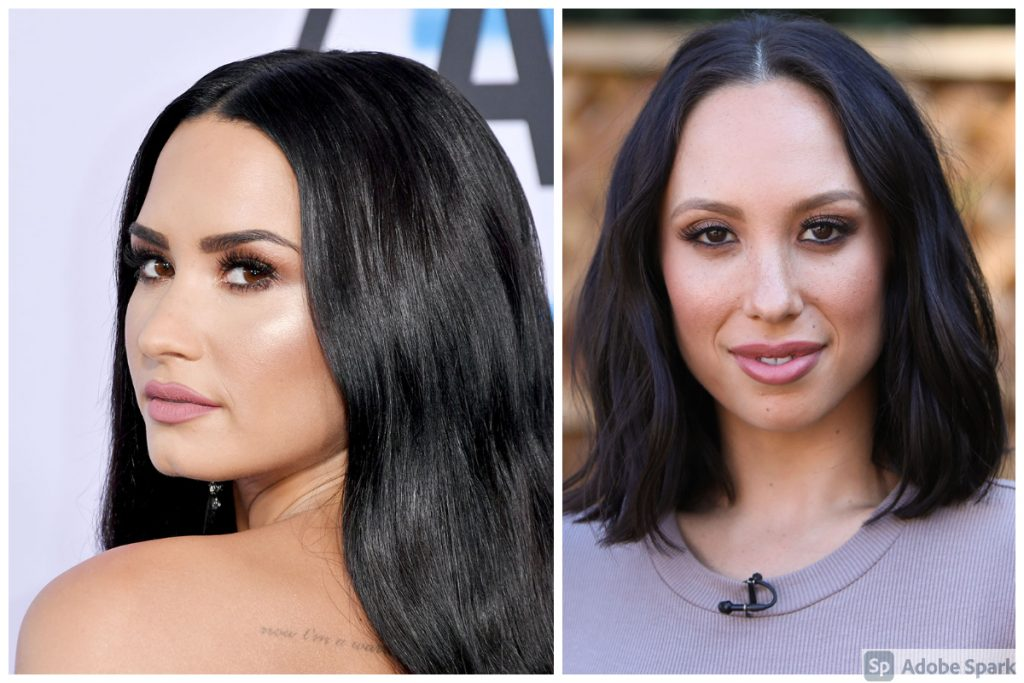 Cheryl Burke Doesn't Agree With Demi Lovato's 'California Sober'; 'It's Disrespectful to Use the Word Sober When You're Not' - S