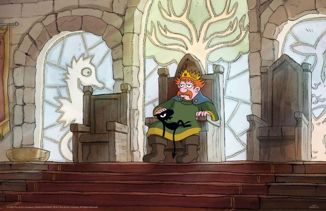 'Disenchantment': Who Is the Voice Behind Zog?