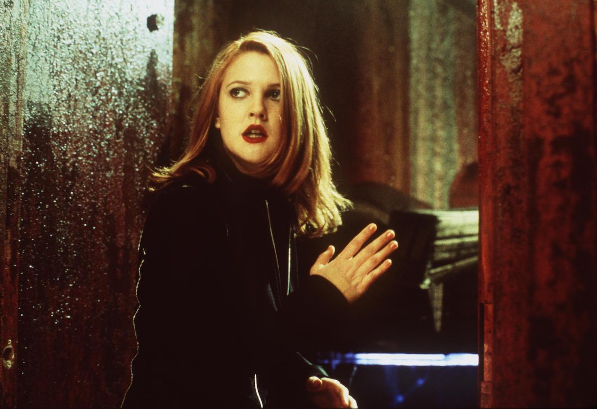 Drew Barrymore as Dylan in 'Charlie's Angels'