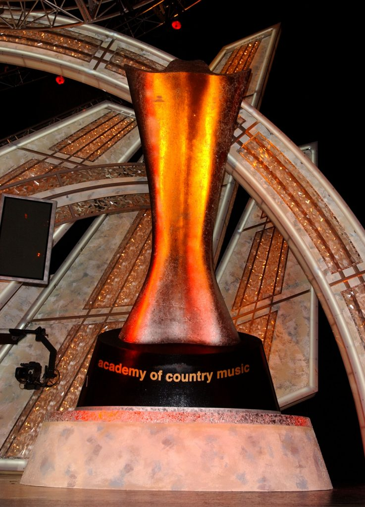 Academy of Country Music Trophy