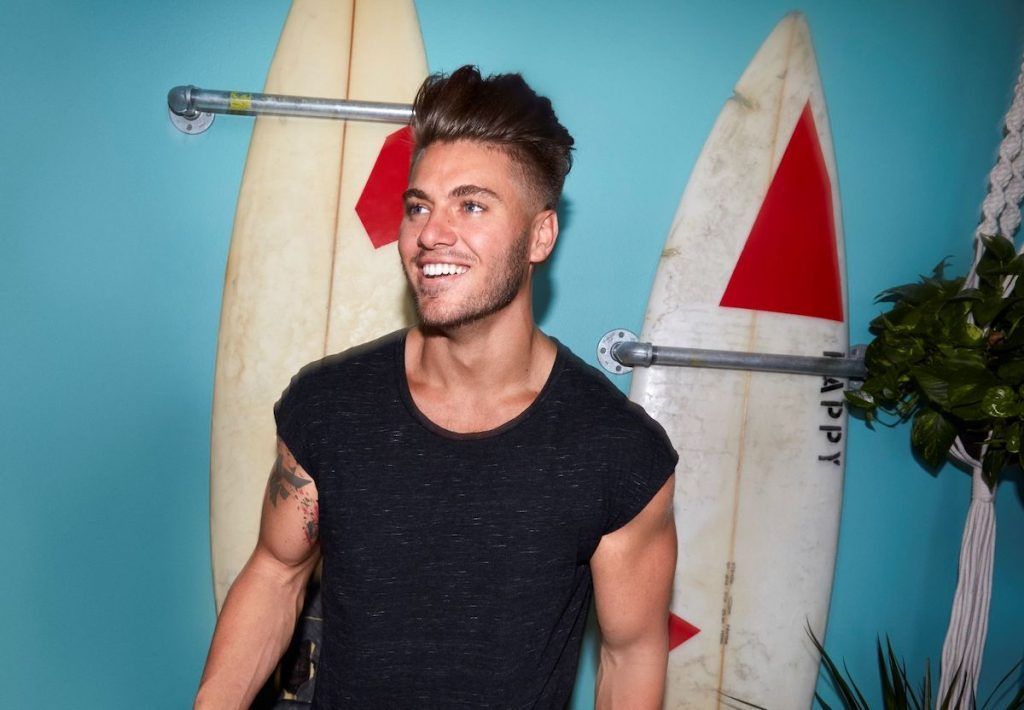 'Floribama Shore' star Gus Smyrnios, who some fans think should exit the reality show