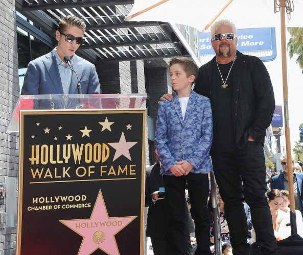 Why Fans Don't Hear Much About Guy Fieri's Other Son, Ryder