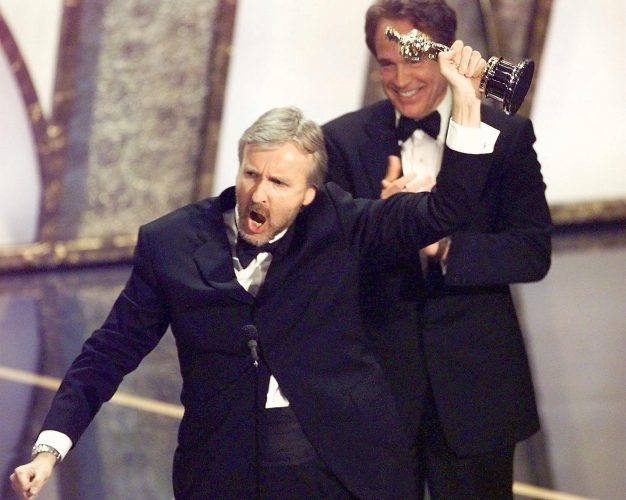 'Titanic' Director James Cameron Realized He Went 'A Step Too Far' In His Oscar Speech