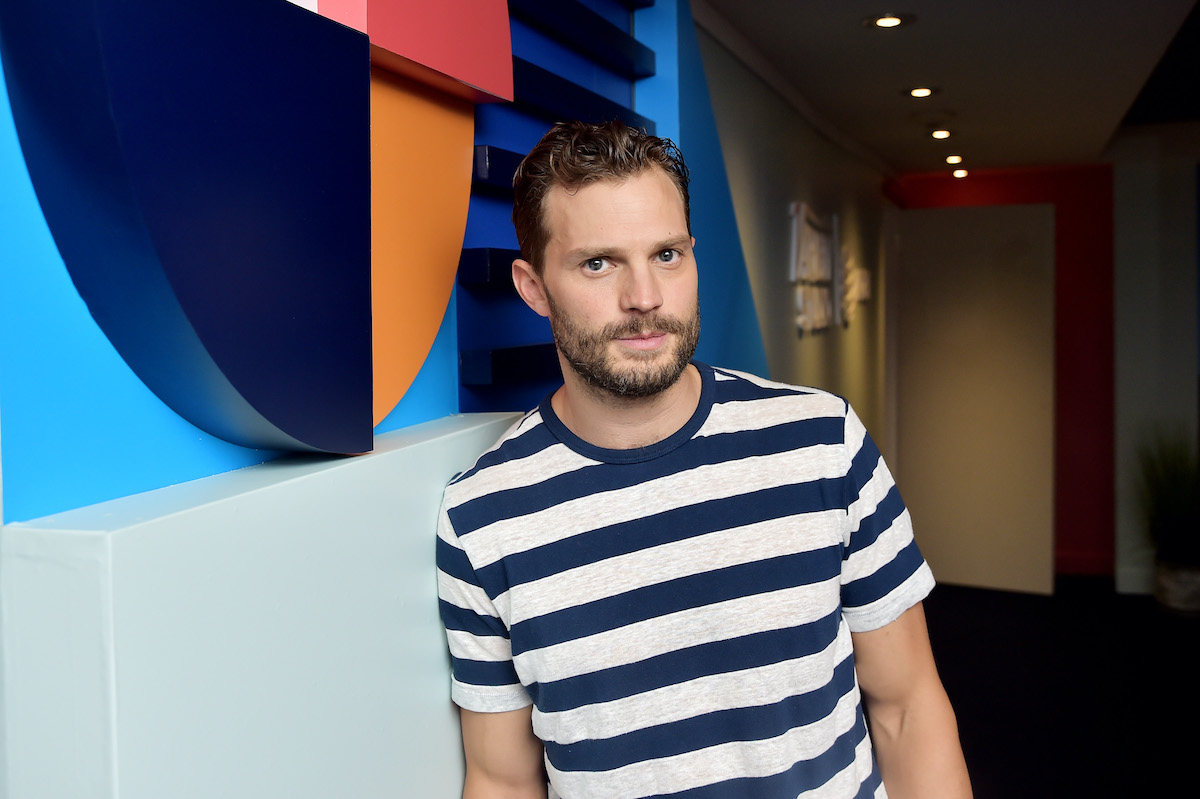 Jamie Dornan stops by AT&T On Location during Toronto International Film Festival 2019 | Stefanie Keenan/Getty Images for AT&T