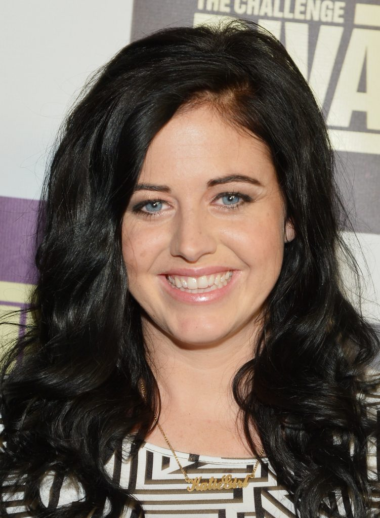A close-up of Jemmye Carroll attending MTV's 'The Challenge: Rivals II' final episode and reunion party in 2013