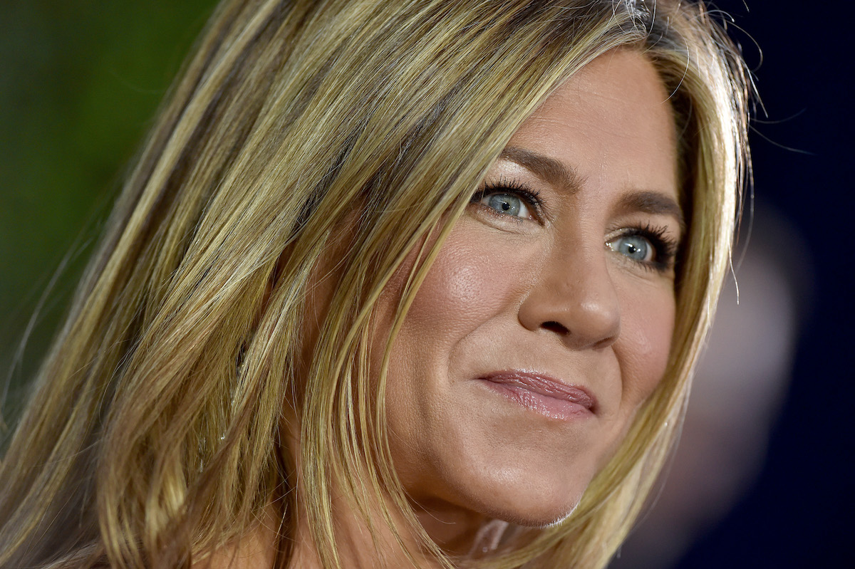 Jennifer Aniston at the 26th Annual Screen Actors Guild Awards on January 19, 2020