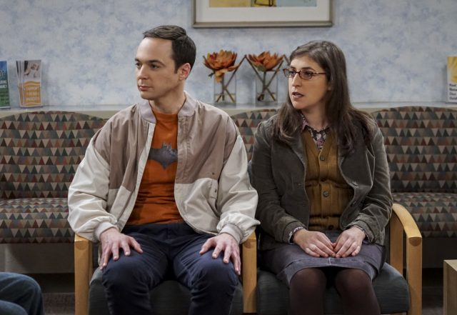 'The Big Bang Theory': Mayim Bialik Explains When She Finally Learned Amy Would Marry Sheldon