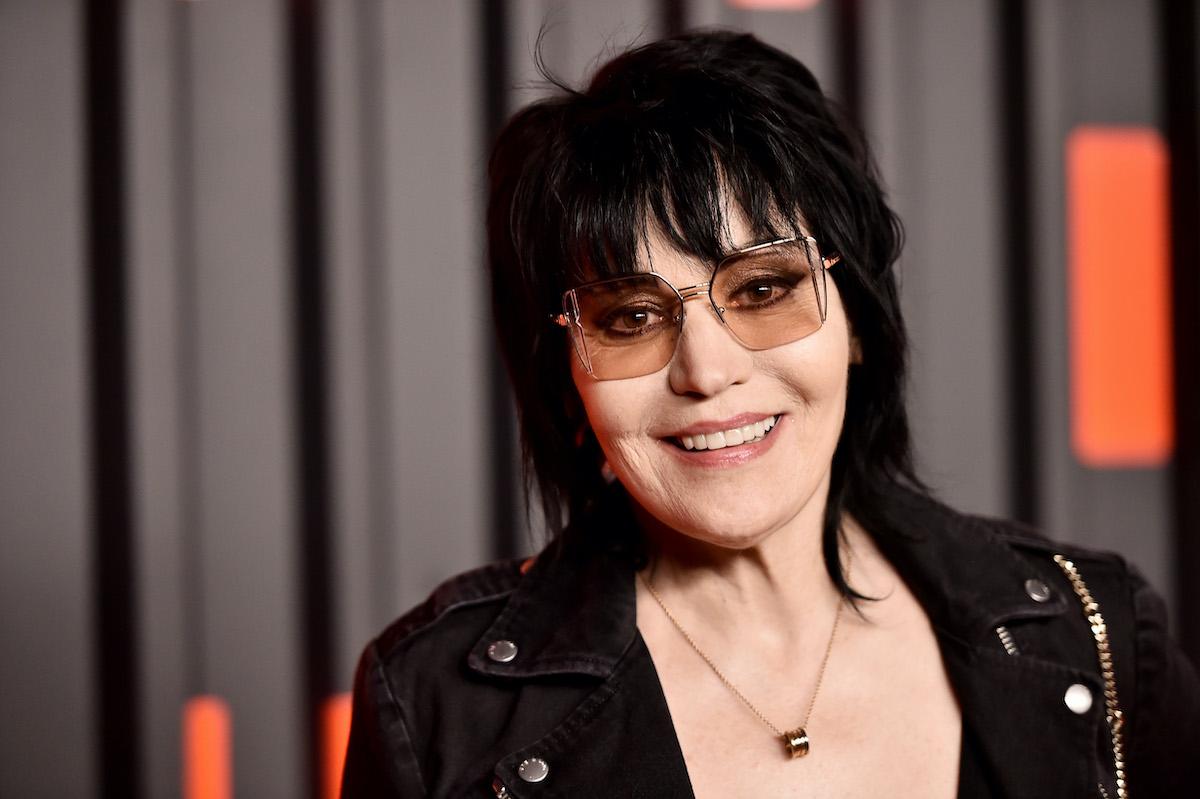 Joan Jett attends the Bvlgari B.zero1 Rock collection event in 2020