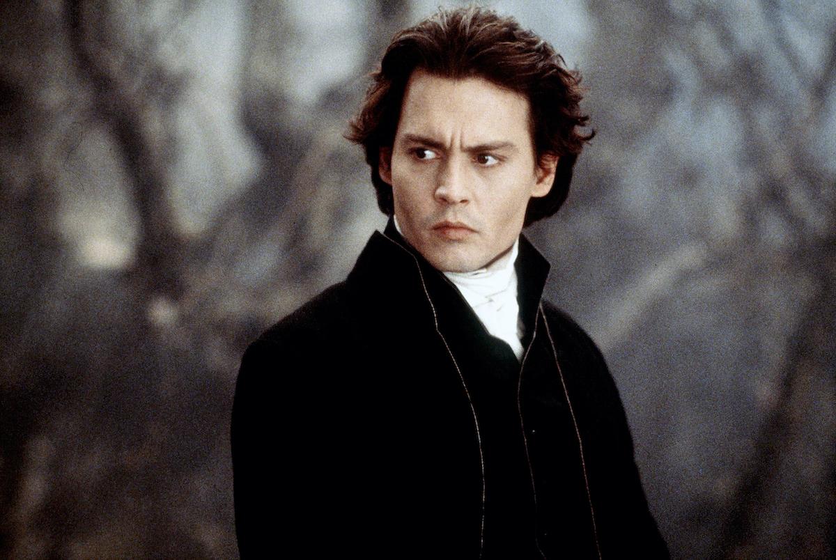 Johnny Depp in 1999's 'Sleepy Hollow'