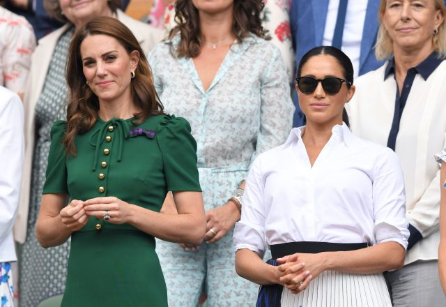 Why Meghan Markle and Kate Middleton Have Reportedly Not Spoken 'Directly In Over a Year'