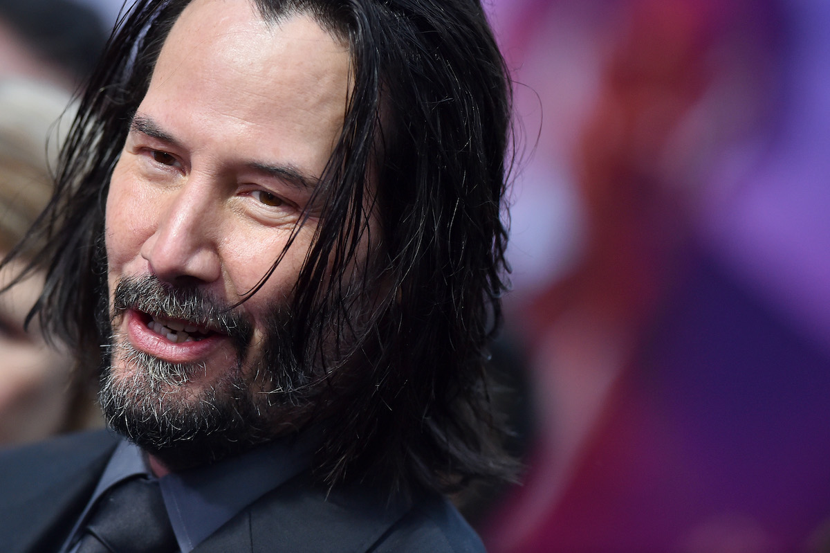 Keanu Reeves at a special screening of 'John Wick: Chapter 3 - Parabellum' in Hollywood, Calif.