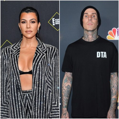 Kourtney Kardashian and Travis Barker: Fans Are in a Frenzy Over The Couple's Wild Chemistry in Resurfaced 'KUWTK' Clip