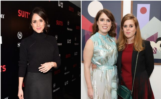 How Princess Beatrice and Princess Eugenie Disprove Claim Meghan Markle Made During Interview With Oprah