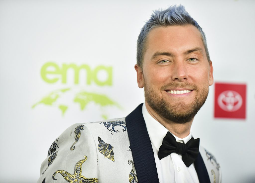 Lance Bass, who used to date 'Boy Meets World' star Danielle Fishel