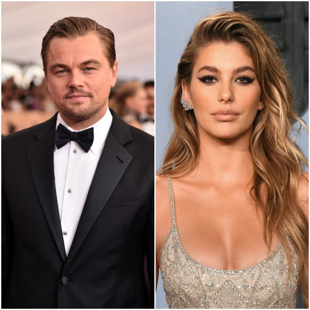Leonardo DiCaprio; Camila Morrone